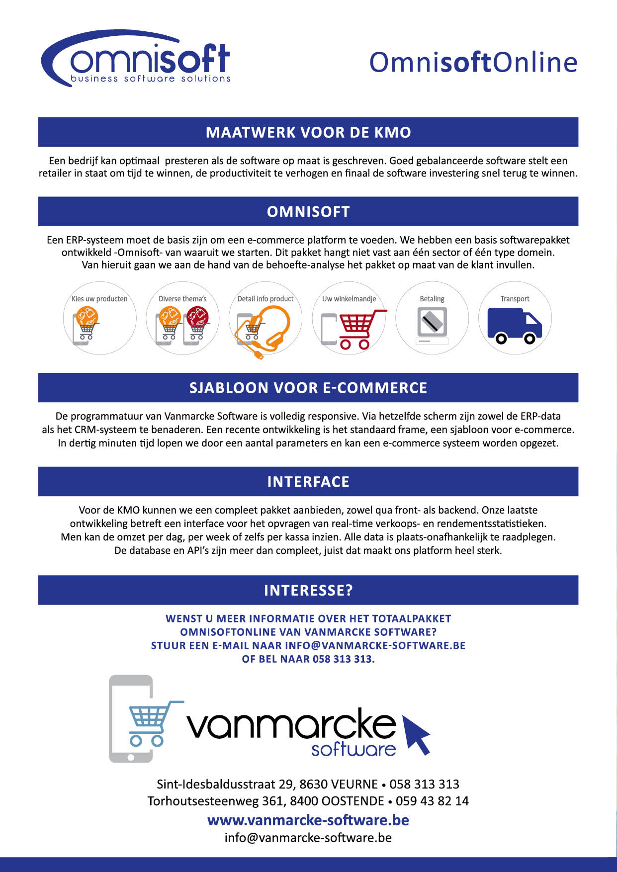 VANMARCKE•ECOMMERCE4